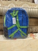 Used Two pieces Adidas bag blue and black in Dubai, UAE