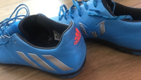 Used Football boots Messi 16.3 in Dubai, UAE