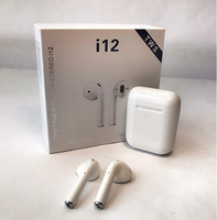 Used I12 airpods. Best seller!!!☝️ in Dubai, UAE