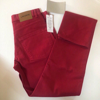 Used Pants  Lacoste red/w30-L34 in Dubai, UAE