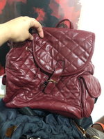 Used Leather Back Pack in Dubai, UAE