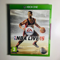 Used NBA Live 2015 CD Xbox one Game in Dubai, UAE