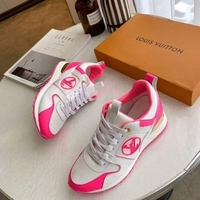 Used LV LADIES SHOES 36 to 40 size rose in Dubai, UAE