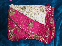 Used Heavy Saree with lining  in Dubai, UAE