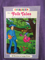 Used Folk Tales and Other stories Storybook in Dubai, UAE