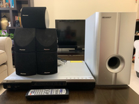 Used Full Digital Surround System - Music Sys in Dubai, UAE