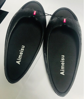 Amazing slimming shoes black 38-40 new