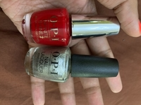 Used Opi brand new two nail polishes  in Dubai, UAE