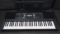 Used Yamaha E343 Keyboard in Dubai, UAE