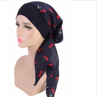 Used 1Woman elastic wide band head scarf left in Dubai, UAE