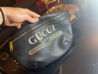 Used Gucci waist bag in Dubai, UAE