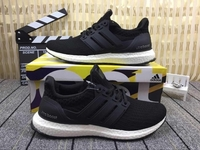 Used Adidas UltraBoost 4.0 Black White EU43 in Dubai, UAE