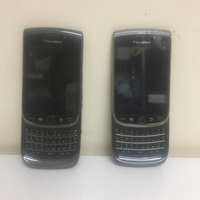 2 X sliding blackberry 9800 no battery