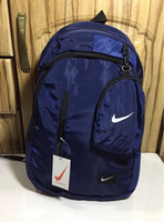 Used Nike nave blue backpack new  in Dubai, UAE