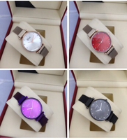 Used 4 pcs watch 🥁🥁 OFFER🌈 in Dubai, UAE