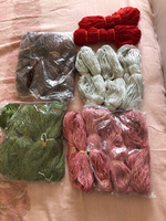 Used 12 yarn skeins ideal for bag making in Dubai, UAE