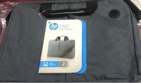 "Used HP Laptop Bag 15.6"" Gray in Dubai, UAE"