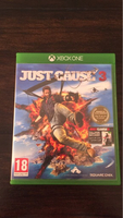 Used Xbox one Game Just Cause 3 in Dubai, UAE