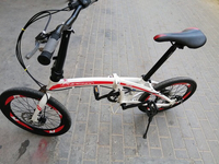 Used foldable bike in Dubai, UAE
