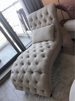 Used Chaise lounge chair / chaise sofa in Dubai, UAE