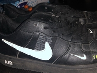 Used Air Force 1 black in Dubai, UAE