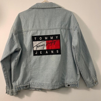 Used Tommy Jeans Denim Jacket in Dubai, UAE