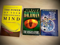 Used Assortment of Three Books in English in Dubai, UAE
