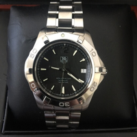 Used Tag Heuer Aquaracer in Dubai, UAE