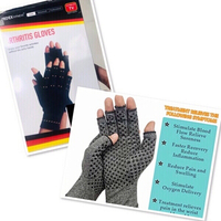 Used Arthritis Gloves unisex 💙 in Dubai, UAE