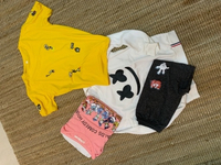 Used Kids tops and bottoms  in Dubai, UAE
