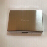 Used Stainless steel credit card holder  in Dubai, UAE