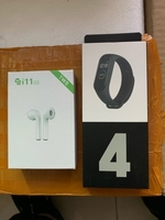 Bundle offer i11 airpods with m4 band