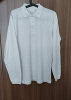 Used men's long sleeves polo shirt in Dubai, UAE