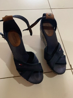 Used Tommy wedges size 36.5  in Dubai, UAE