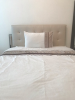 Used Inter coil mattress and bed  in Dubai, UAE