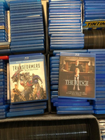 Used Blu-Ray discs and DVDs in Dubai, UAE