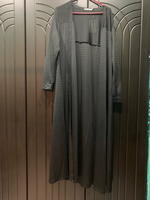 Used NEW long jacket style dress  in Dubai, UAE