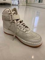 Used Nike air force 1 Hi premium Size 38.5 in Dubai, UAE