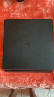 Used PS4 Slim with 6 Games And 2 Controllers in Dubai, UAE