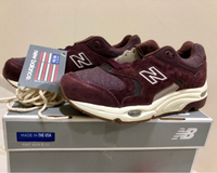 Used New Balance 1700 made in USA Burgundy in Dubai, UAE