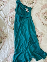 Used Cocktail dress one shoulder with Tag in Dubai, UAE