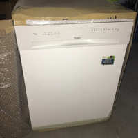Used Whirlpool dishwasher in Dubai, UAE