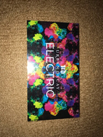 Used Urbay decay electric palette fr sephora in Dubai, UAE