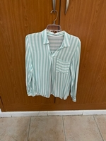 Used Green Pull & Bear shirt in Dubai, UAE