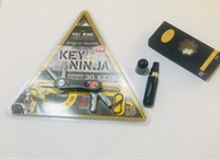 Used Smart choice (ninja key ring+ Atomizer) in Dubai, UAE