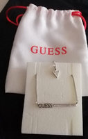 Used Authentic Guess Necklace 🎆Urgent Sale in Dubai, UAE
