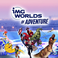 Used IMG WORLDS Tickets in Dubai, UAE