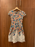 Used Foral dress in Dubai, UAE