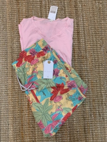 Used BlueMint authentic top and shorts  in Dubai, UAE