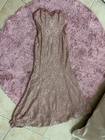 Used Elegant pink dress in Dubai, UAE